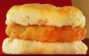 Mini Chicken Biscuit