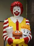 Ronald McDonald & Happy Meal Gang