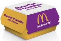 Quarter Pounder (Box)