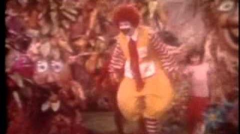 McDonald`s - McDonaldland (USA1970)