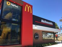 McDonalds+Jolimont+-+Entrance