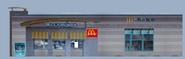 McDonald's Nassau Park Pavilion (better quality with visible eyebrow)