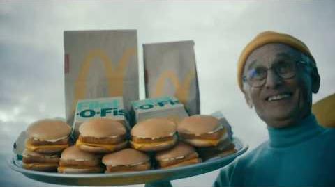 McDonald's Filet-O-Fish Commercial 2019-2
