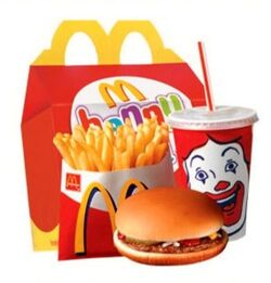 Happy Meal 2000s