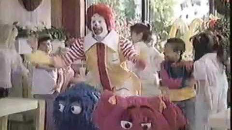 McDonald's Fry Step
