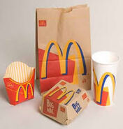 New McDonald's props for the 1997 My McDonald's rebrand