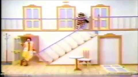 Fox - McDonalds Cheeseburgers to Go (1987)