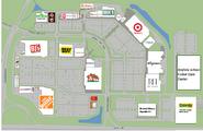 Nassau Park Pavilion shopping center map
