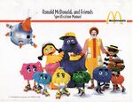 Ronald & Friends Specification manual 1990s