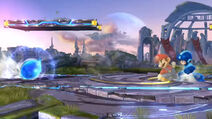 Ronic in Smash 4