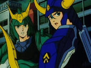 Ronin warriors 002