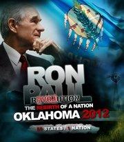Oklahoma Ron Paul 2012