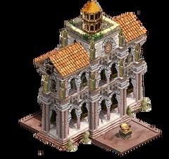 Clocktower ven