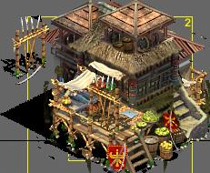 Outpost-samura