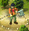 Lonely Lumberjack