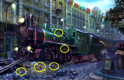 Locomotive Tartlet