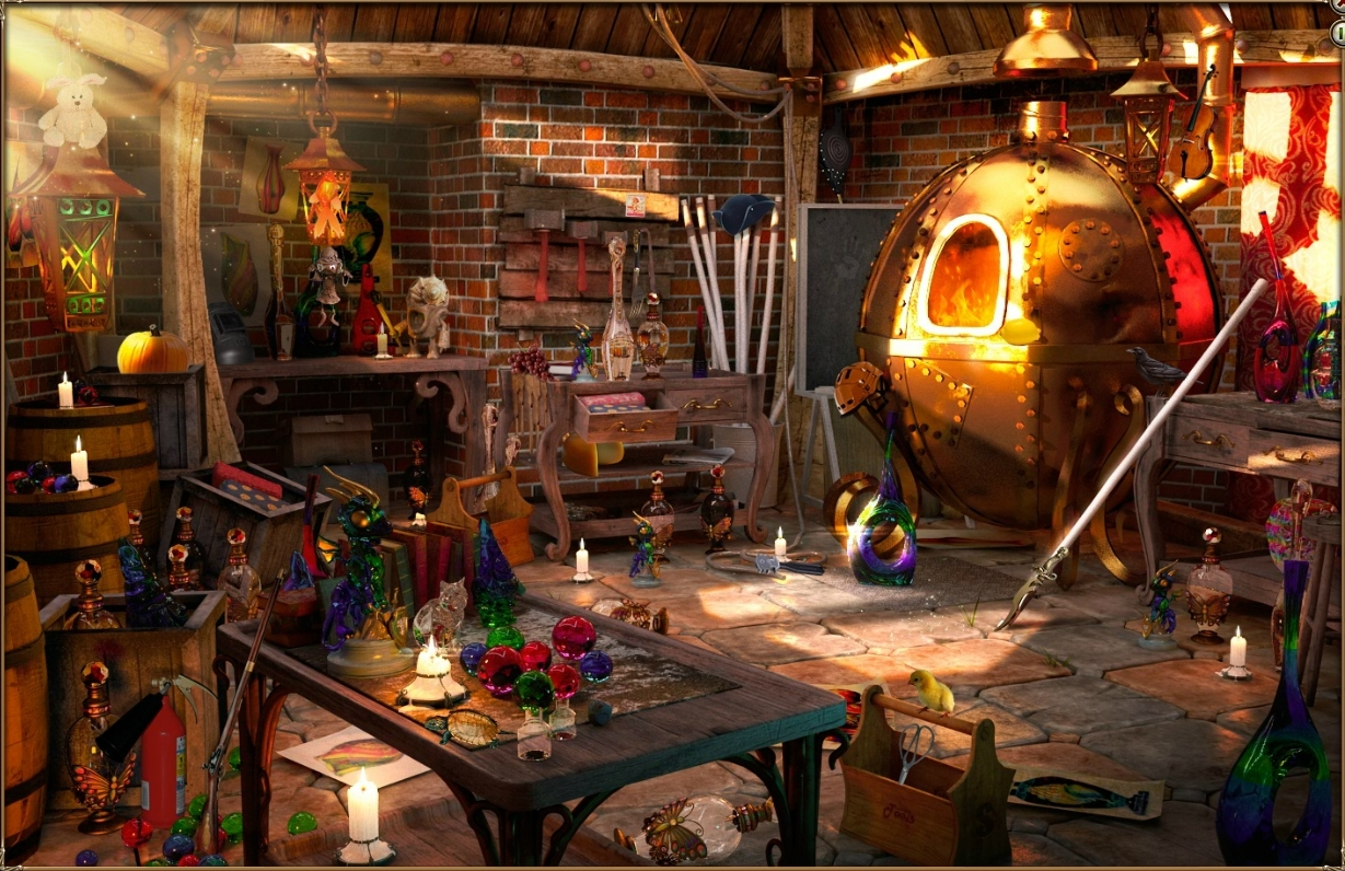 Stained Glass Workshop Rooms Of Memory Wiki Fandom