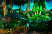 Mushroom Forest-Lady's Kiss