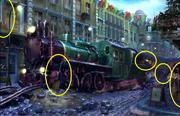 Locomotive Shovel