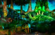 Mushroom Forest-Lemon