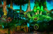 Mushroom Forest-Barrel