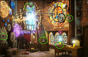 Clock Tower Amulet