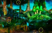 Mushroom Forest-Amanita