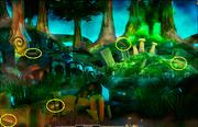 Mushroom Forest-Old Scroll