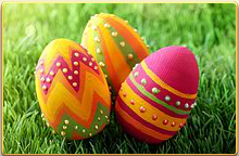 Easter Flurry