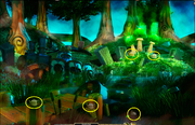 Mushroom Forest-Teapot