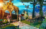 Wedding Gazebo Map