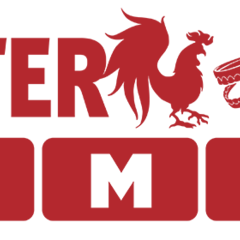 Horizontal 1-tone logo