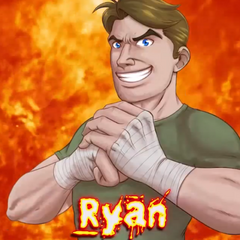 Ryan's Versus Title Card