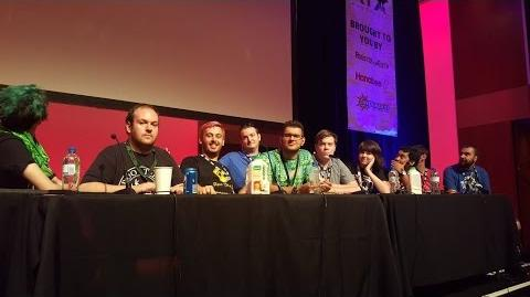 Roo Teeth Panel Highlights - RTXAU 2016