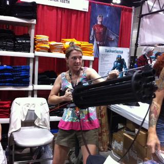 At 2015 Comic-Con