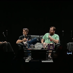 Podcast Panel at RTX 2014