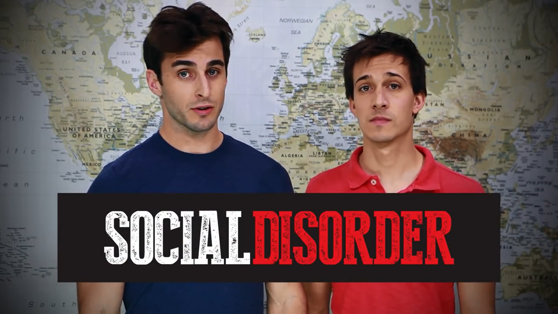 Speed dating challenge social disorders