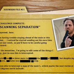 File 21 - Scanning Separation