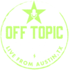 Off Topic Podcast logo main-page