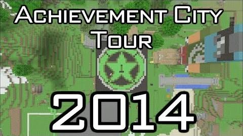 Tour of Achievement City - 2013