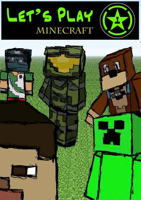 image let s play minecraft jpeg the rooster teeth wiki fandom