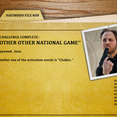 File 20 - Other Other National Game