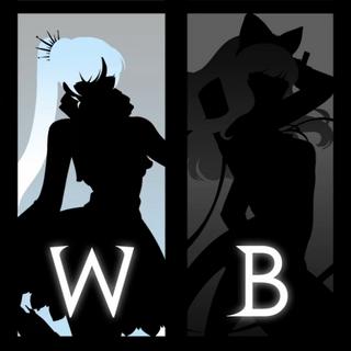 RWBY Girl's silhouettes