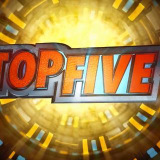 Top 5 (Current logo)