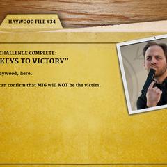 Haywood File 34 - Keys To Victory