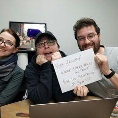 Paula, Kerry and <a href=
