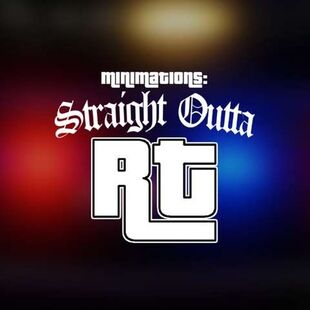 Straight Outta RT logo