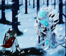 Death of a Schnee by kumoridragon
