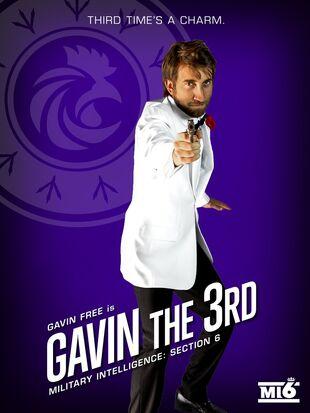 Gavin the 3rd