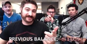 One Dollar One Hour balance